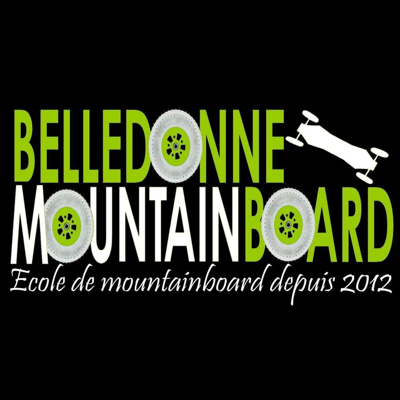 Belledonne-mountainboard